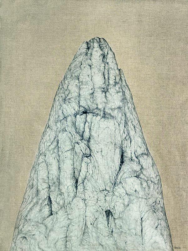 Zhang Jinhui. Montagna 2018 - 205×144 | Edizioni di Maieutica